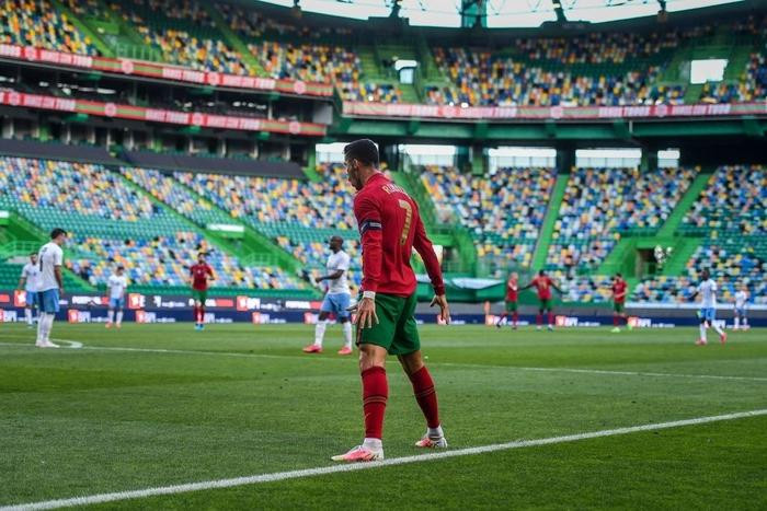 Ronaldo nổ súng trở lại, Bồ Đào Nha thắng dễ trong trận giao hữu cuối cùng - Ảnh 4.