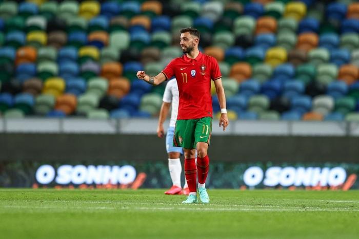 Ronaldo nổ súng trở lại, Bồ Đào Nha thắng dễ trong trận giao hữu cuối cùng - Ảnh 7.