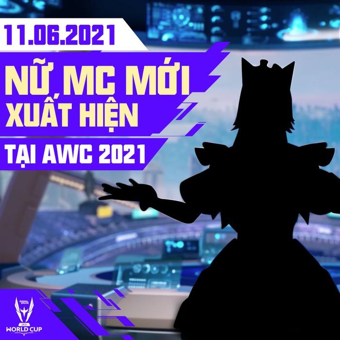 """AWC 2021 """"nhá hàng"""" MC mới, fan bất ngờ gọi tên """"ông vua check map"""" ProE - Ảnh 1."""