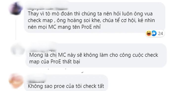 """AWC 2021 """"nhá hàng"""" MC mới, fan bất ngờ gọi tên """"ông vua check map"""" ProE - Ảnh 2."""