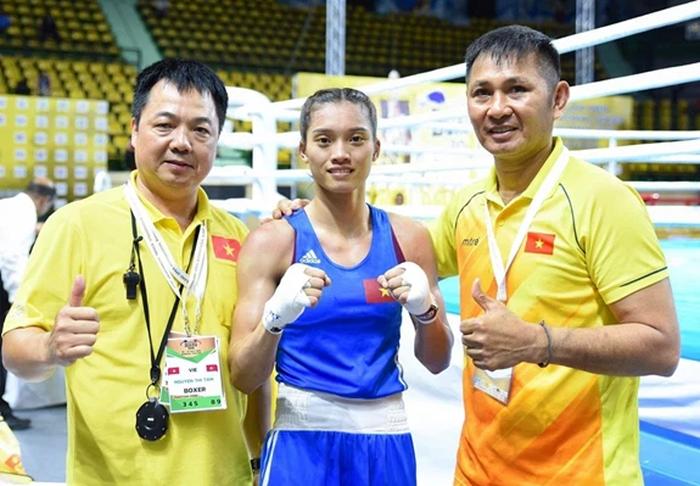 Sau Văn Đương, Việt Nam tiếp tục có một cái tên nữa ghi danh vào Boxing Olympic - Ảnh 1.