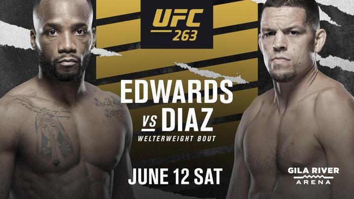 Dana White xác nhận người thắng cặp Leon Edwards vs Nate Diaz sẽ có cơ hội thách thức đai vô địch UFC - Ảnh 1.