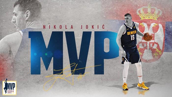 """Nikola Jokic: Tương lai """"vinh hoa phú quý"""" đón chờ sau danh hiệu MVP - Ảnh 1."""