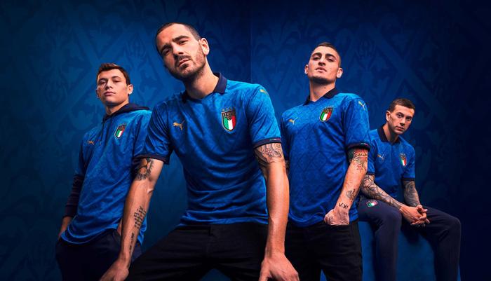 Đánh giá áo đấu của 6 ứng viên đầu bảng tại Euro 2020 - Ảnh 1.