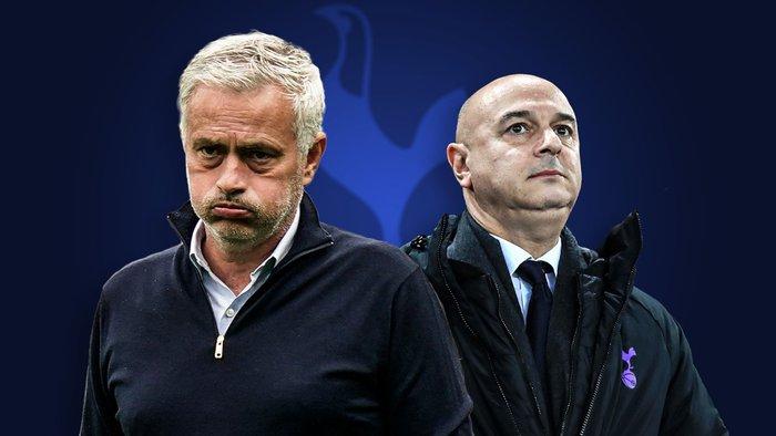 """Vẫn """"cay cú"""" Tottenham, Jose Mourinho xúi Harry Kane """"hãy chơi bóng ở nơi khiến cậu hạnh phúc"""" - Ảnh 1."""