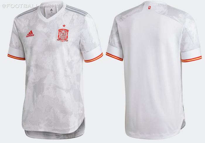 Đánh giá áo đấu của 6 ứng viên đầu bảng tại Euro 2020 - Ảnh 9.