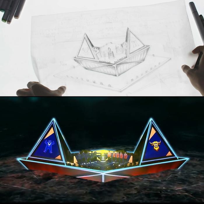 FL.XB trổ tài họa sĩ, vẽ lại hồi ức vỡ òa với chức vô địch AWC 2019 ngay tại Việt Nam - Ảnh 3.