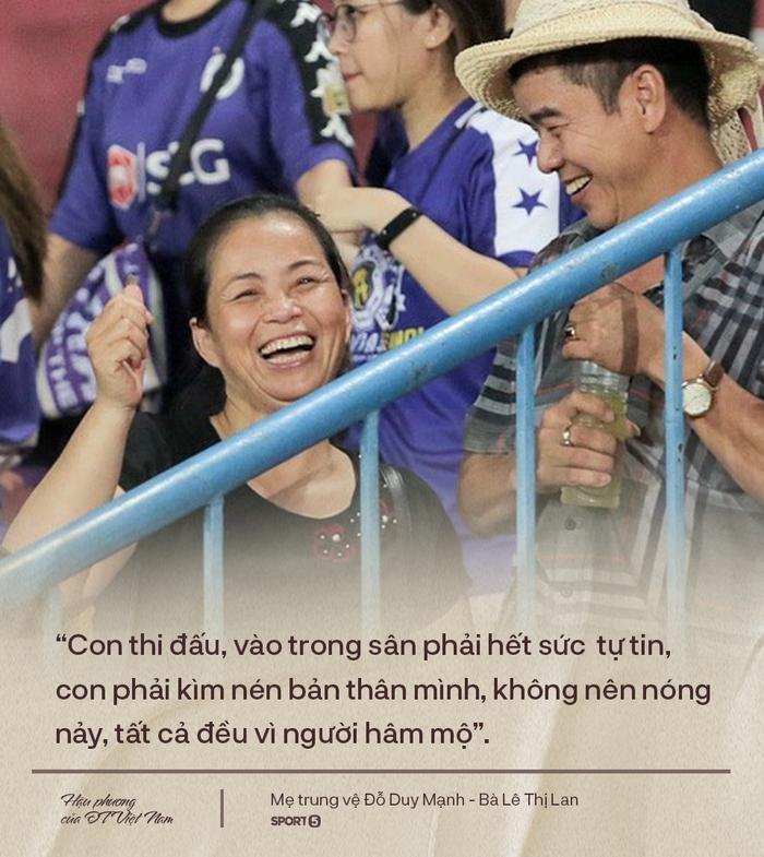 Bố mẹ cầu thủ tuyển Việt Nam: Thương các con vất vả, nhưng hãy vượt mọi khó khăn vì nhiệm vụ Tổ quốc - ảnh 4