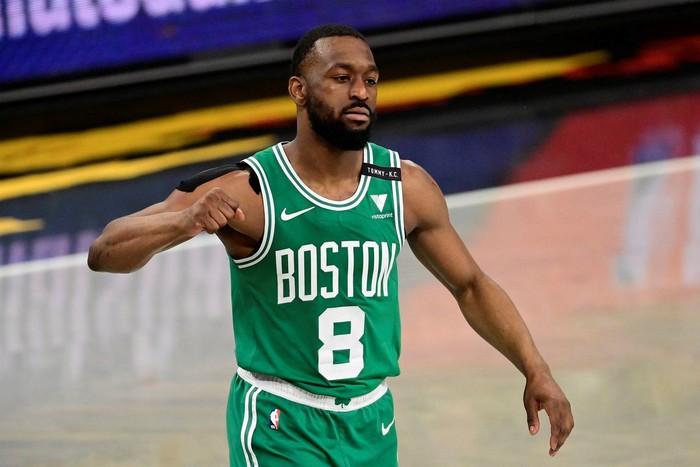 Kemba Walker đối mặt tương lai vô định tại Boston Celtics - Ảnh 1.