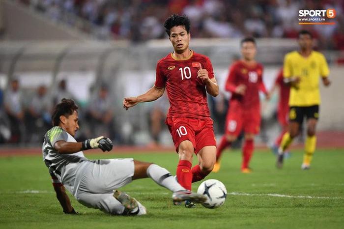 """Báo Malaysia lo sốt vó khi đội nhà phải chạm trán với """"Messi Việt Nam"""" Công Phượng: Cậu ấy có khả năng gieo rắc nỗi ám ảnh - Ảnh 1."""