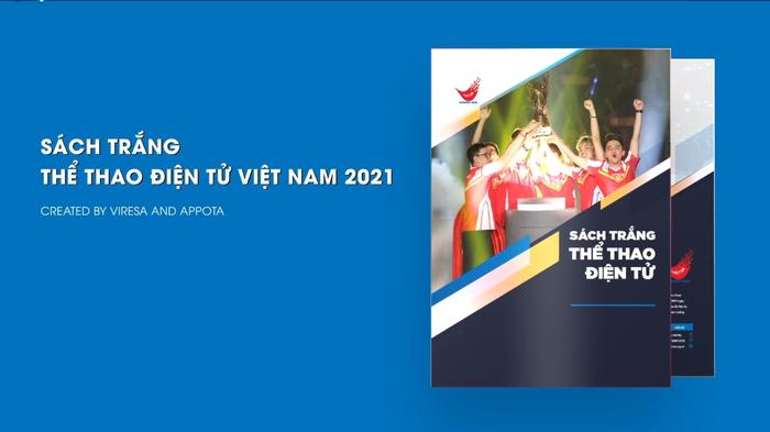 VIRESA phát hành Sách trắng thể thao điện tử Việt Nam - Ảnh 1.