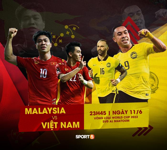 23h45 ngày 11/6, ĐT Malaysia vs Việt Nam: Lạnh lùng chờ thời khắc lịch sử   - Ảnh 3.