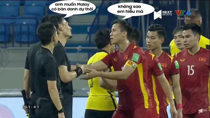 Fan Việt Nam chế ảnh cực gắt ĐT Malaysia sau trận thua thầy trò HLV Park Hang-seo - ảnh 11