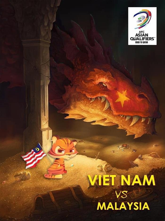 Fan Việt Nam chế ảnh cực gắt ĐT Malaysia sau trận thua thầy trò HLV Park Hang-seo - ảnh 16