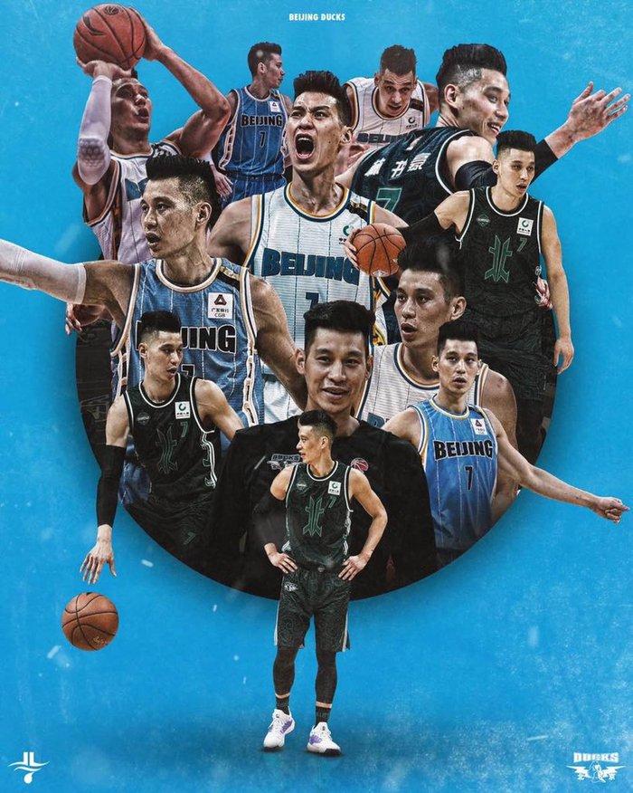 Jeremy Lin hủy kế hoạch giải nghệ, chính thức quay lại bóng rổ đại lục vì niềm đam mê cháy bỏng - Ảnh 1.