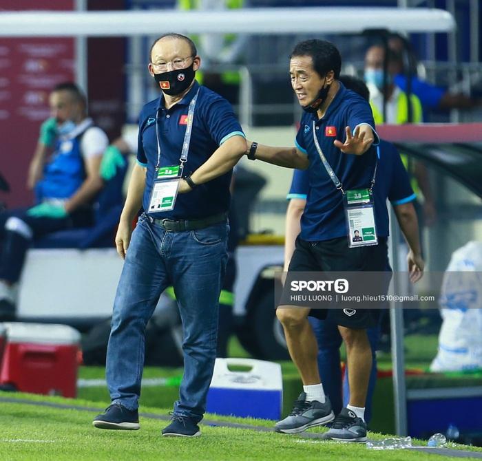 """""""Bộ não"""" của thầy Park sẽ chỉ đạo tuyển Việt Nam trong trận đấu gặp UAE - Ảnh 2."""