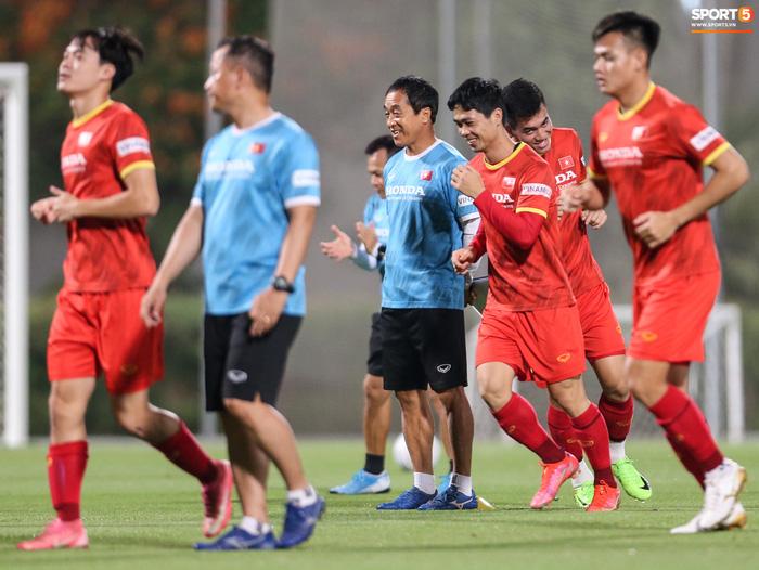 """""""Bộ não"""" của thầy Park sẽ chỉ đạo tuyển Việt Nam trong trận đấu gặp UAE - Ảnh 3."""