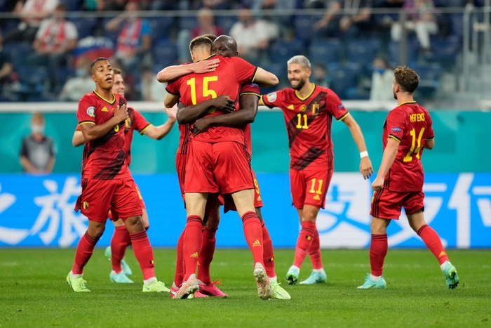 Lukaku lập cú đúp, tuyển Bỉ nhấn chìm Nga - Ảnh 2.