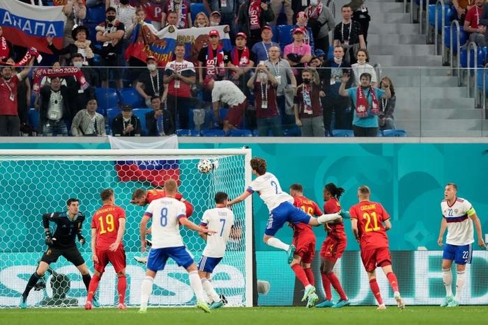 Lukaku lập cú đúp, tuyển Bỉ nhấn chìm Nga - Ảnh 3.