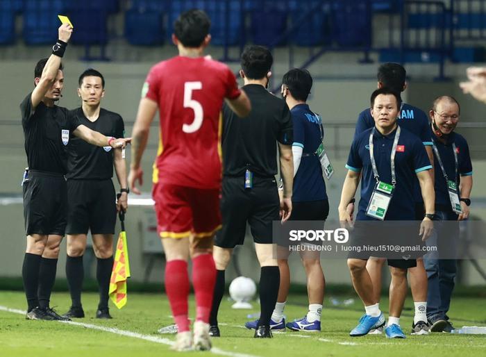 """""""Bộ não"""" của thầy Park sẽ chỉ đạo tuyển Việt Nam trong trận đấu gặp UAE - Ảnh 1."""