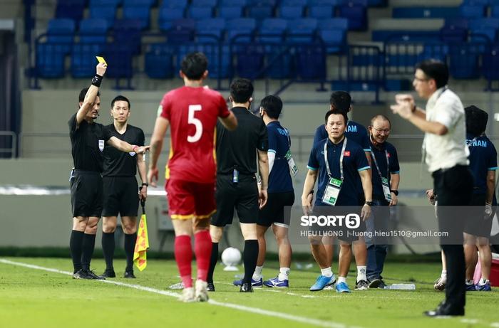 HLV Park Hang-seo không được liên lạc với tuyển Việt Nam ở trận gặp UAE - Ảnh 1.