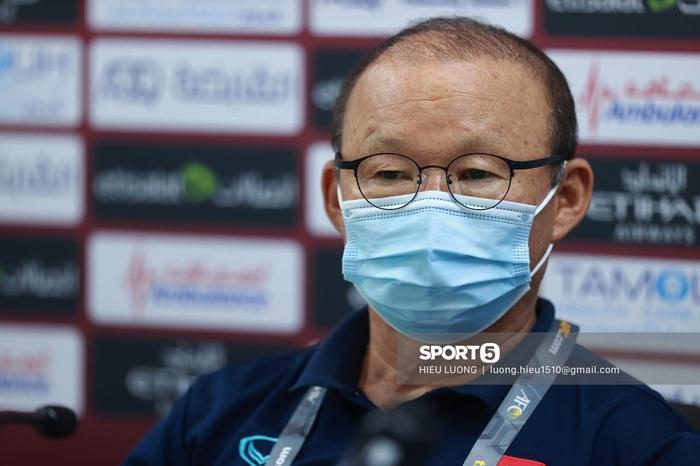 HLV Park Hang-seo: UAE là đội bóng số một - Ảnh 2.