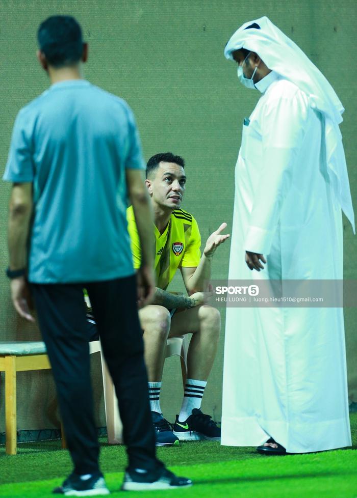 Tiền đạo Brazil nhập tịch UAE buồn bã trước ngày đấu tuyển Việt Nam - Ảnh 2.