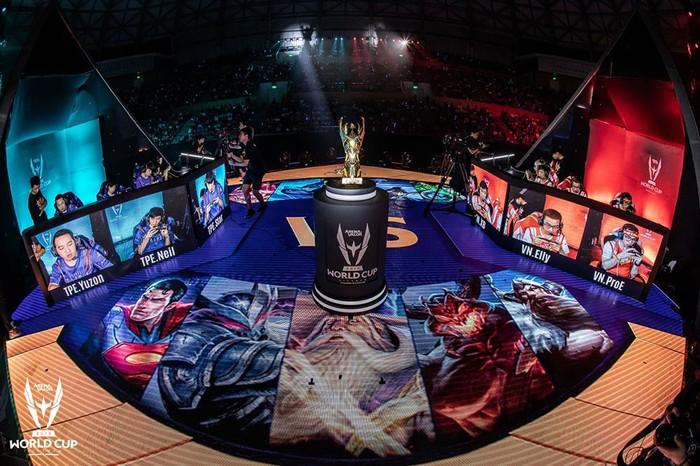 MAD Team thua Team Flash ở AWC 2019 và tiếp tục không thể chạm tay vào chức vô địch thế giới