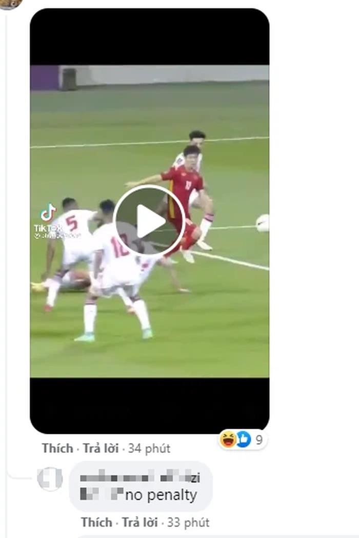 Nóng mắt vì CĐV Việt Nam spam đòi kiện trọng tài, fan quốc tế mỉa mai: Cậu số 10 đó ngã như Neymar vậy - Ảnh 4.