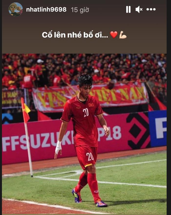 Hội WAGs phát cuồng vì tuyển Việt Nam vào vòng loại 3 World Cup - Ảnh 5.