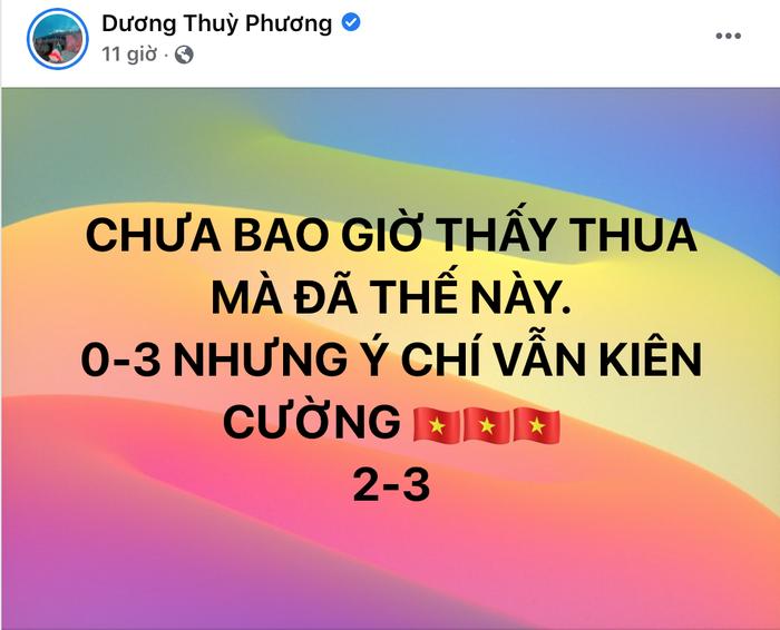Hội WAGs phát cuồng vì tuyển Việt Nam vào vòng loại 3 World Cup - Ảnh 3.