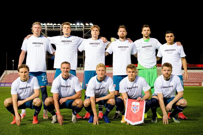 Erling Haaland và đồng đội có thể bị FIFA cấm tham dự World Cup - Ảnh 2.