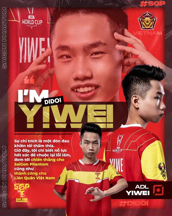 """Yiwei – """"chiếc lò xo bị nén"""" hay chỉ là """"ngựa non háu đá"""" - Ảnh 4."""