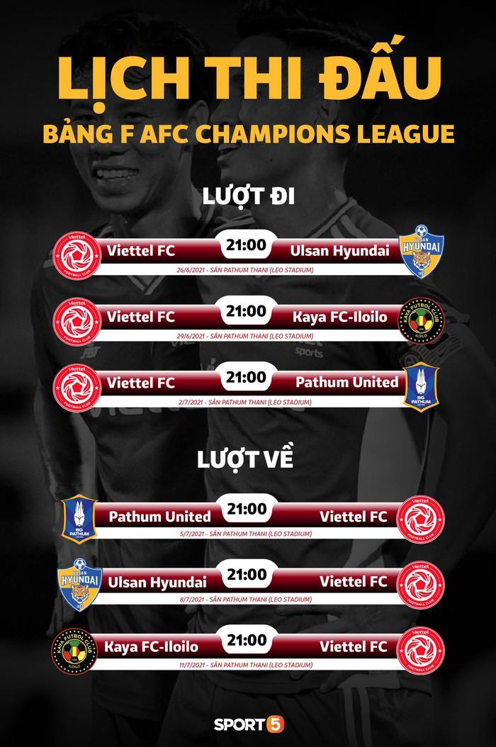 Hải Quế và Trọng Hoàng hồi phục, Viettel gia tăng sức mạnh trong trận gặp Kaya FC - Iloilo  - Ảnh 3.
