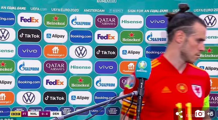 Bale nổi giận ngừng phỏng vấn vì câu hỏi vô duyên của phóng viên - Ảnh 1.