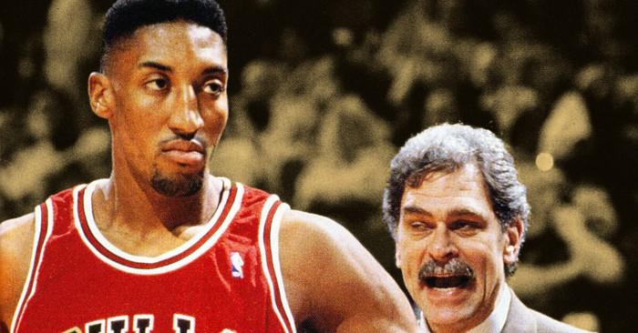 """Scottie Pippen cáo buộc """"thầy cũ"""" Phil Jackson phân biệt chủng tộc - Ảnh 4."""