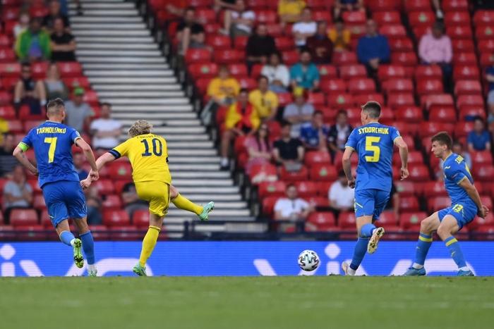 Đánh bại Thụy Điển 2-1 ở phút 120, Ukraine điền tên mình vào vòng tứ kết Euro 2020 - Ảnh 5.