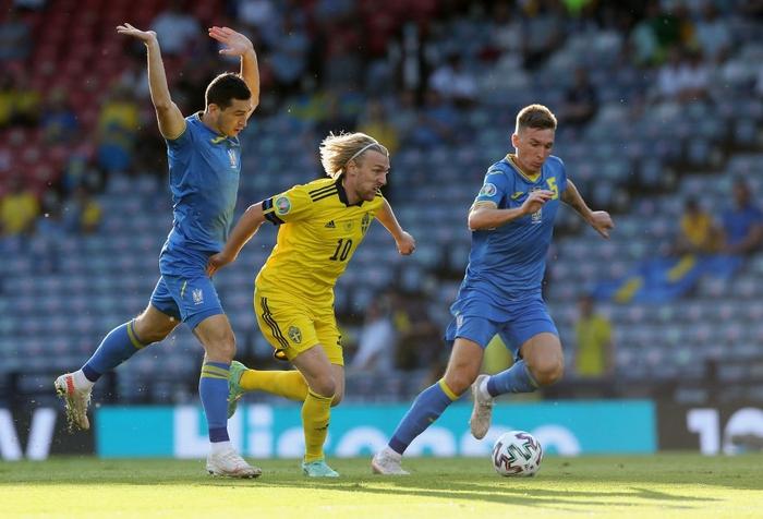 Đánh bại Thụy Điển 2-1 ở phút 120, Ukraine điền tên mình vào vòng tứ kết Euro 2020 - Ảnh 7.