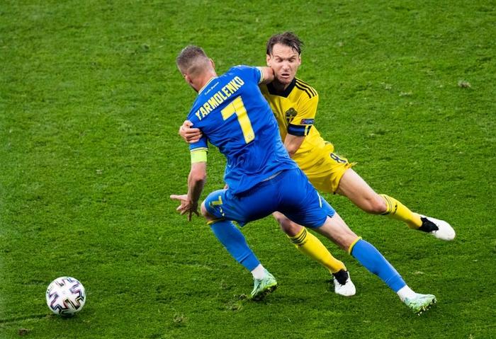 Đánh bại Thụy Điển 2-1 ở phút 120, Ukraine điền tên mình vào vòng tứ kết Euro 2020 - Ảnh 9.