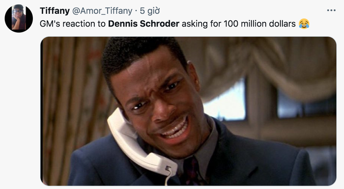 Dennis Schroder và niềm tin hão huyền về bản hợp đồng khổng lồ - Ảnh 4.
