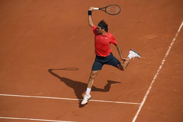 Federer thua set đầu tiên, Nadal và Djokovic thần tốc đi tiếp ở Roland Garros - Ảnh 7.