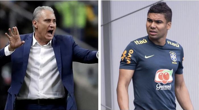 Nội bộ ĐT Brazil lục đục, HLV Tite sẵn sàng từ chức trước thềm Copa America - Ảnh 2.