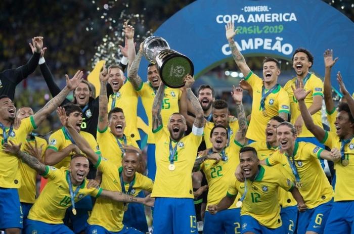 Nội bộ ĐT Brazil lục đục, HLV Tite sẵn sàng từ chức trước thềm Copa America - Ảnh 3.