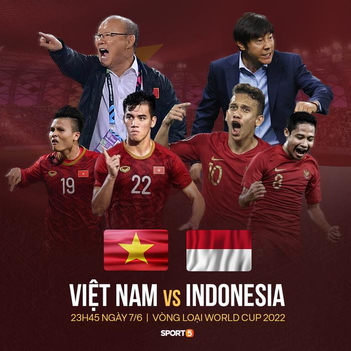 Xem lại bóng đá Việt Nam vs Indonesia, VL World Cup 2022 – 7/6/2021