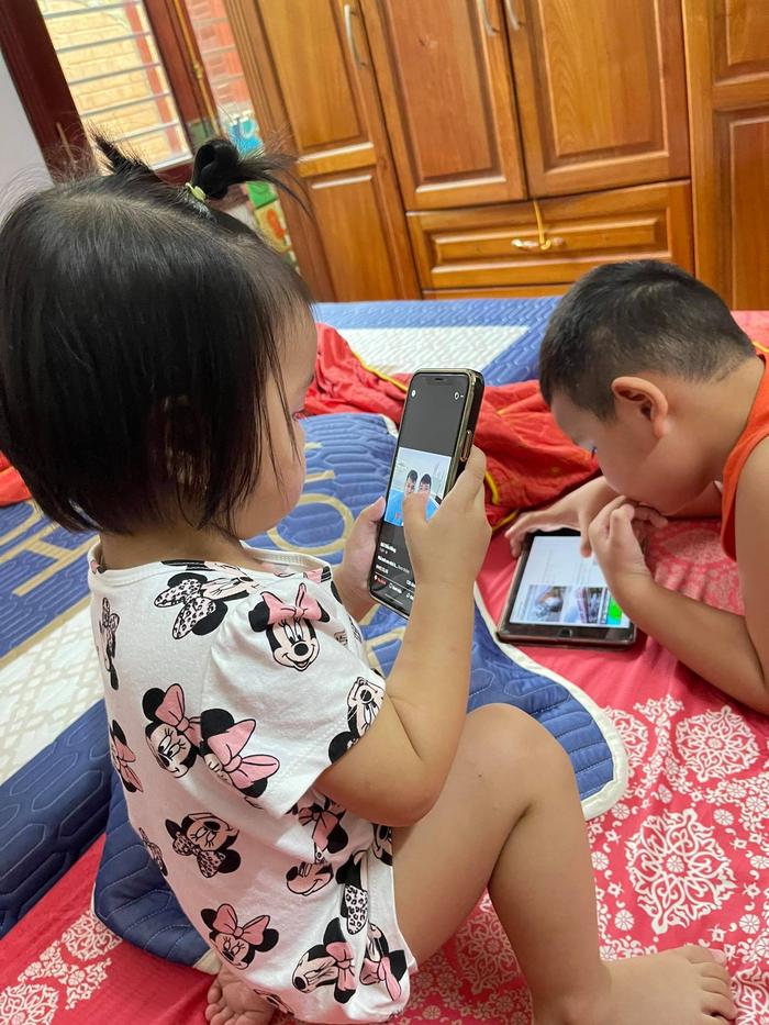 Gia đình nhắn gửi đầy ngọt ngào đến tuyển thủ Việt Nam: Con, anh hai và mẹ yêu ba - Ảnh 3.