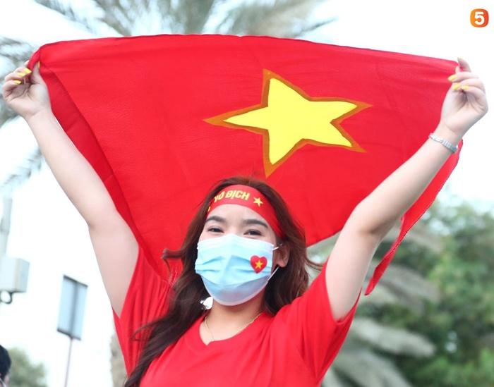 """Người Việt ở UAE tiếp lửa đội tuyển Việt Nam: """"Khi con người phải giữ khoảng cách, con tim xích lại gần"""" - Ảnh 5."""