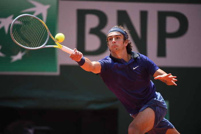 Djokovic thoát hiểm, Nadal thuyết phục đi tiếp ở vòng 4 Roland Garros - Ảnh 5.