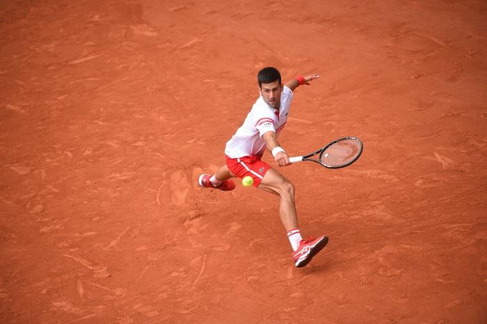 Djokovic thoát hiểm, Nadal thuyết phục đi tiếp ở vòng 4 Roland Garros - Ảnh 6.