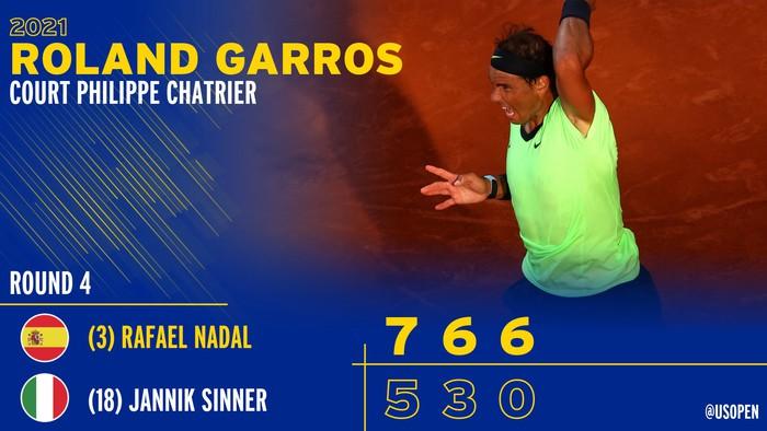 Djokovic thoát hiểm, Nadal thuyết phục đi tiếp ở vòng 4 Roland Garros - Ảnh 14.