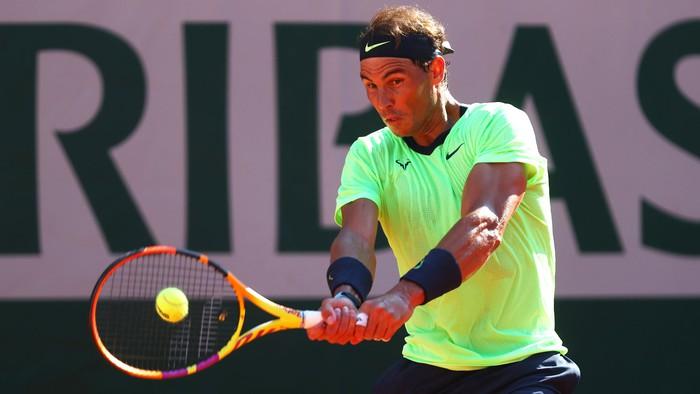 Djokovic thoát hiểm, Nadal thuyết phục đi tiếp ở vòng 4 Roland Garros - Ảnh 10.